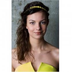 Haarband Lara Yellow