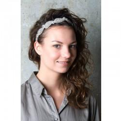 Haarband Angelina Silver