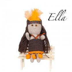 Curly Doll Ella