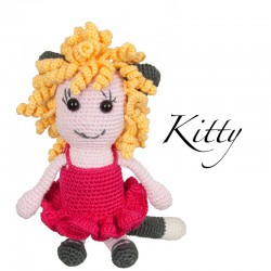Curly Doll Kitty