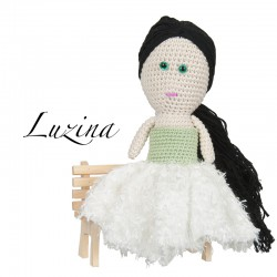 Curly Doll Luzina
